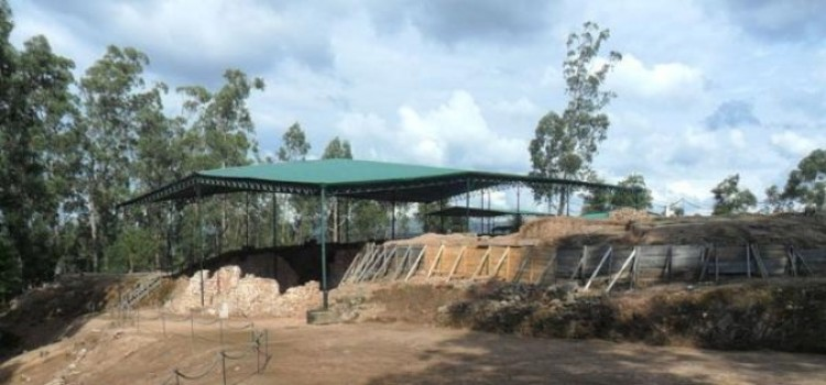 Archaeological Site of Cabeço do Vouga, in Águeda
