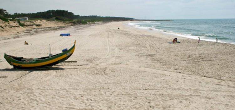 Cortegaça Beach, in Ovar