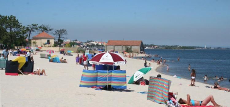 Monte Branco Beach, in Murtosa