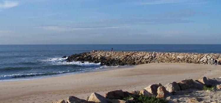 Furadouro Beach, in Ovar